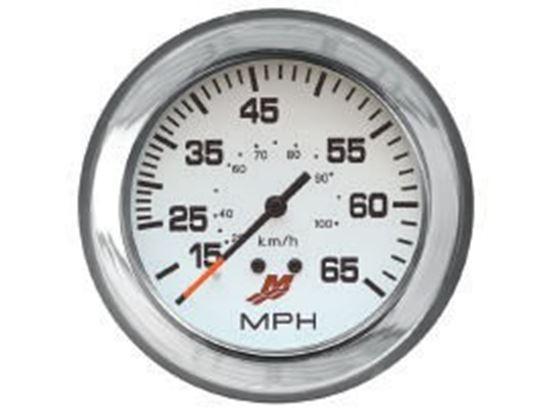 Спидометр 65 миль/ч, белый/хром [895285A43]