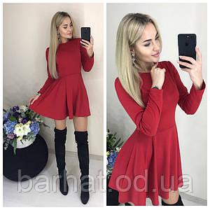 Стильное платье красного цвета New Look 42-44, 44-46р.