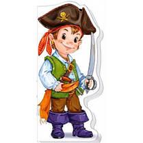 Хлоп ятам и девушкам Пираты рыцари ковбои (у) (29.9)