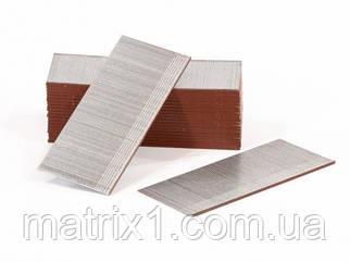 Цвяхи для пнів. нейлера, довжина - 50 мм, ширина - 1,25 мм, товщина - 1 мм, 5000 шт.// MTX