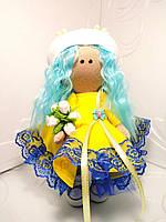 Интерьерная кукла, мягкая игрушка, игрушка для детей, текстиляна лялька, кукла для детей, кукла, лялька