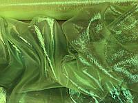 Органза хамелеон Лимон, фото 1