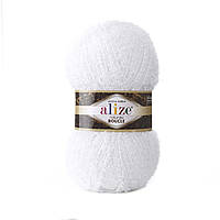 Alize Naturale Boucle № 55 белый