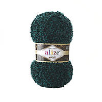 Alize Naturale Boucle № 6029 зеленый