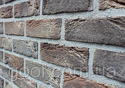 Плитка Антро цементная ручной работы размер 210х15х65 мм.