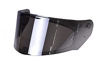 Визор (Стекло) для шлемов LS2 FF353 Rapid, FF320 Stream (серебристый)