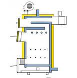 Котёл твердотопливный длительного горения Altep KT-1E-24 кВт, фото 3