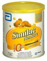 Смесь молочная сухаяь Similac Неошур NeoSure Abbott Laboratories Симилак, 370г