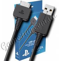 USB дата-кабель для PS Vita (1,0м) (PCH-1000) (Original)