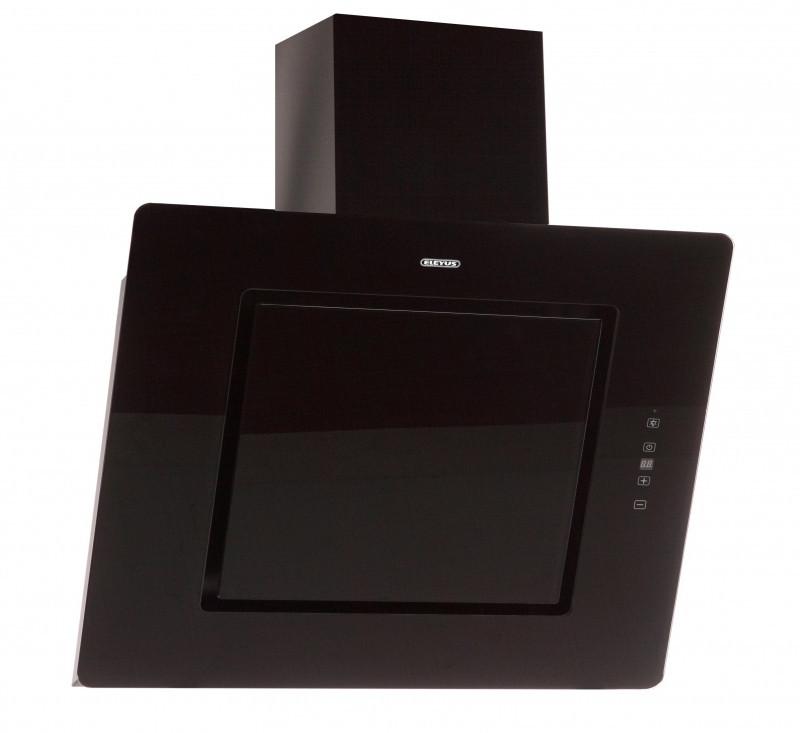 Кухонная вытяжка Eleyus Венера LED А 1200 / 60 (чёрная)