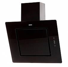 Кухонная вытяжка Eleyus Венера LED А 1200 / 60 (чёрная), фото 2