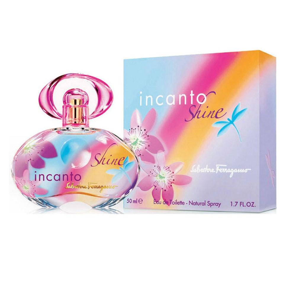 Salvatore Ferragamo Incanto Shine EDT 100 ml (лиц.)