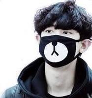 ● Хлопковая аниме маска - Панда ●