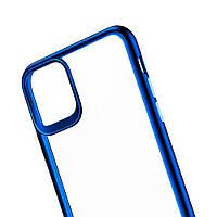 Чехол USAMS Back Case Janz Series Blue для iPhone 11 Pro