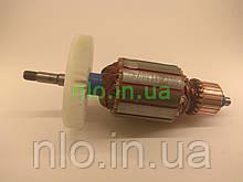 Якорь для электропилы цепной (174х50 посадка 8,5 мм, резьба 8 мм)