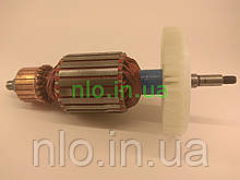 Якорь для электропилы цепной (172х46 посадка 8 мм, резьба 6 мм)