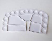 Пластиковая палитра 30х16 см, фото 1