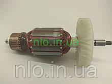Якорь для электропилы цепной (171х47 посадка 10 мм, резьба 6 мм)