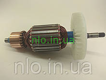 Якорь для электропилы цепной (168х46 посадка 8,5 мм, резьба 8 мм)