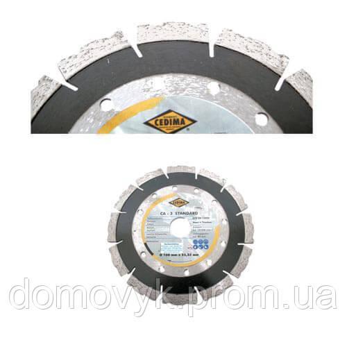Диск алмазный сегментный CEDIMA 10000132