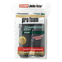 Міні валик для лаків, емалей і всіх інших фарб Wooster JUMBO-KOTER® PRO FOAM™ 4 1/2