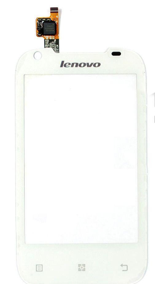 Сенсор (тачскрин) Lenovo A360 White