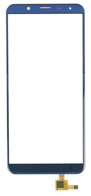 Сенсор (тачскрин) Oukitel K5000 Blue