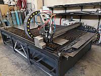 Лазерный станок ЧПУ для резки металла 1КВт