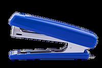 Степлер пластиковий Buromax до 12 арк., (скоби №10), синій (BM.4127-020)