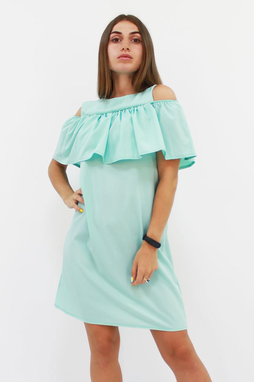 S, M, L / Молодіжне повсякденне плаття Lola, ментол