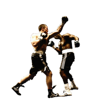 Бокс, боротьба