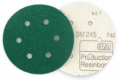 Шлифовальные круги на бумажной основе 3M™