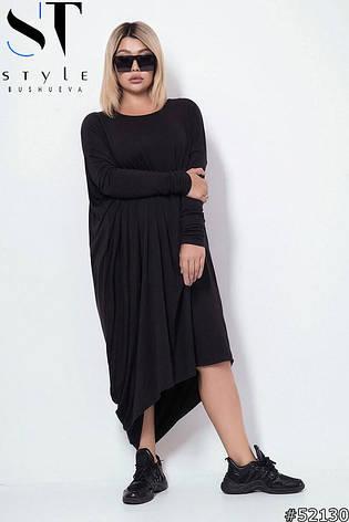 Платье женское оверсайз 48-56, фото 2