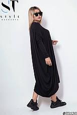 Платье женское оверсайз 48-56, фото 3