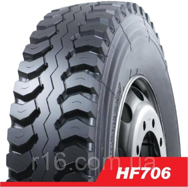 9.00R20  SUNFULL HF706 Ведущая  144/142J Китай Камерные шины
