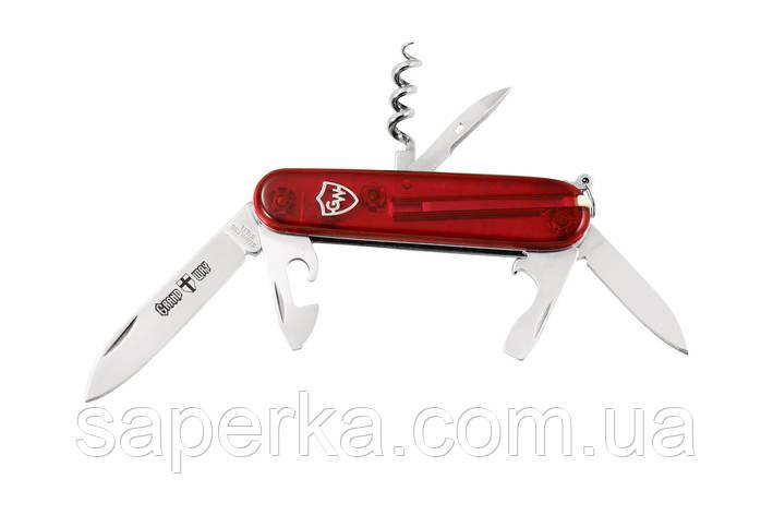 Нож рыбацкий многофункциональный 0306, фото 2