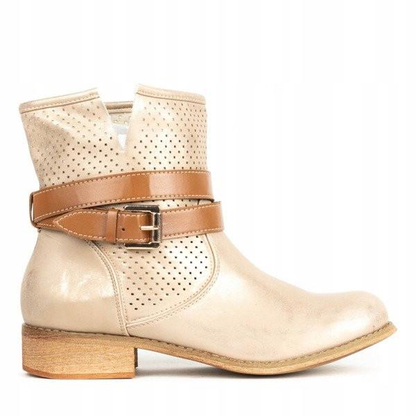 Женские ботинки Fossett