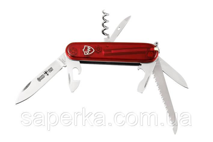 Нож рыбацкий многофункциональный 0307, фото 2