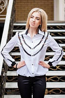 Блузка рубашка красивая и стильная