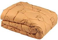 """Одеяло Руно™ овечья шерсть """"02ШУ Барашка""""  200х220 Особо теплое, фото 1"""