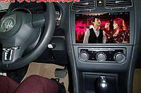 Штатная магнитола Volkswagen Golf 6 2010-2012г.на базе Android 8.1 Экран 9 дюймов Память 1/16 Гб