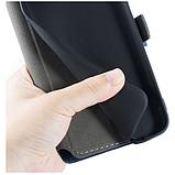 Чехол книжка окошком с силиконовым чехлом для Blackview A60  / Есть стекла /, фото 4