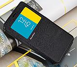 Чехол книжка окошком с силиконовым чехлом для Blackview A60  / Есть стекла /, фото 5