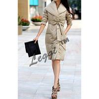 Демисезонное пальто-дутик Chanel