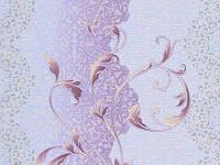Обои на стену, светлые, сереневый,  акриловые, B76,4 Кипр 6425-07, 0,53*10м