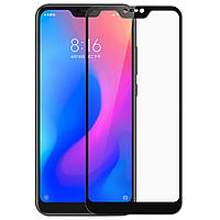 Защитное стекло 10D (full glue) (без упаковки) для Xiaomi Mi A2 Lite / Xiaomi Redmi 6 Pro