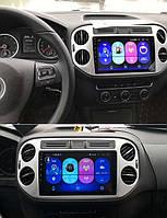Штатная магнитола Volkswagen Tiguan 2010-2016г. на базе Android 8.1 Экран 9 дюймов (М-ФТ-9)