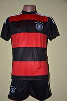 Футбольная форма сборной команды Германии