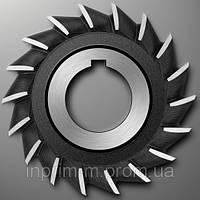 Фреза дисковая модульная - М0,3 (к-т из 8 шт) Р6М5 ГОСТ 13838-68