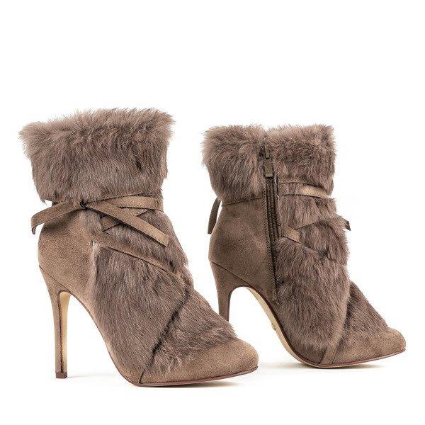 Женские ботинки Freda